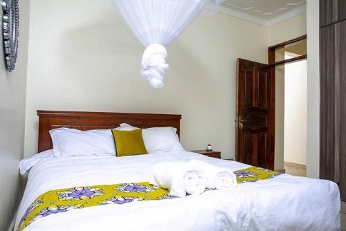 Sereneville 2 Bukoto Apartment near Kabira