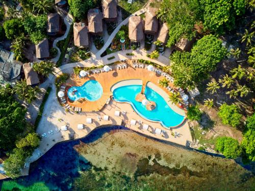 A bird's-eye view of Hotel Isla del Encanto