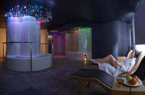 Spa und/oder Wellnesseinrichtungen in der Unterkunft Hotel Al Maso
