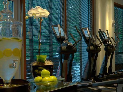 The fitness center and/or fitness facilities at The Setai, Miami Beach