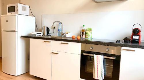 A kitchen or kitchenette at Panda Stella