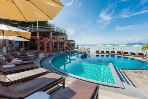 The swimming pool at or near Banburee Resort & All Spa Inclusive