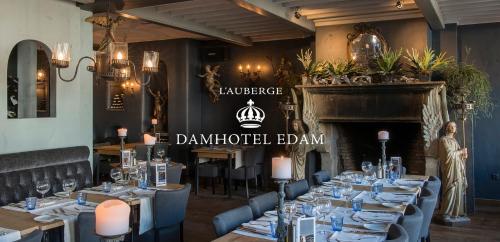 l'Auberge Damhotel Edam, Netherlands