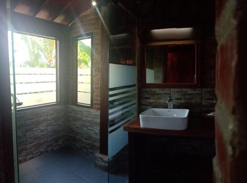 حمام في Ti Amo Bali