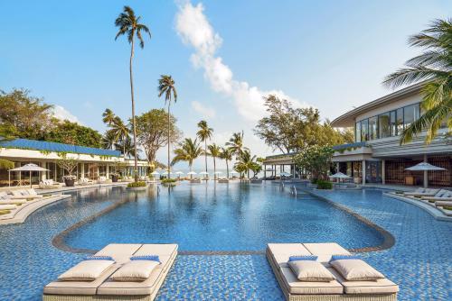 The swimming pool at or near Melia Koh Samui - SHA Plus