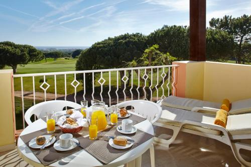 Breakfast options available to guests at Four Seasons Vilamoura