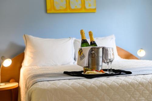 Drinks at Solis Praia Hotel Itapema