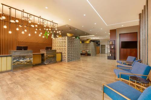 The lobby or reception area at Holiday Inn - Piura, an IHG Hotel