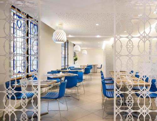 A restaurant or other place to eat at Holiday Inn Paris Gare de l'Est, an IHG Hotel
