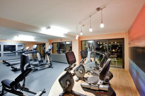 The fitness center and/or fitness facilities at Holiday Inn Virginia Beach - Norfolk, an IHG Hotel