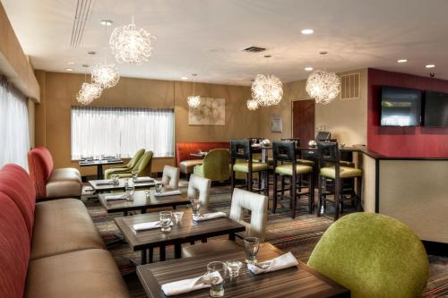 A restaurant or other place to eat at Holiday Inn Bensalem, an IHG Hotel