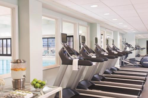 The fitness centre and/or fitness facilities at The Whitley, a Luxury Collection Hotel, Atlanta Buckhead