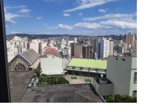A bird's-eye view of Letto Hotel Porto Alegre