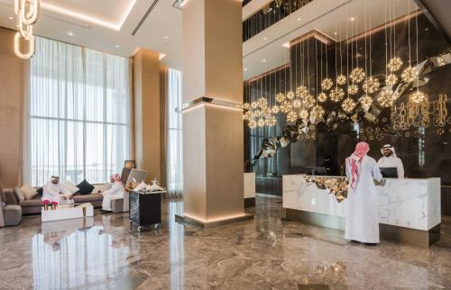Guests staying at Narcissus 88 Boutique Hotel Jeddah