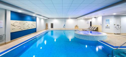 The swimming pool at or near Delta Hotels Nottingham Belfry