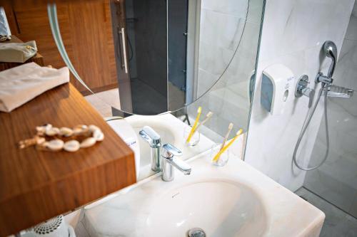 A bathroom at TUI MAGIC LIFE Bodrum
