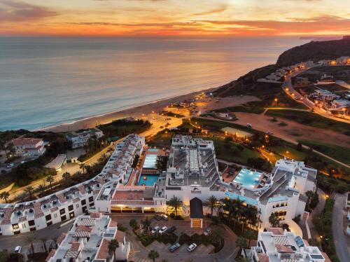 A bird's-eye view of Belmar Spa & Beach Resort