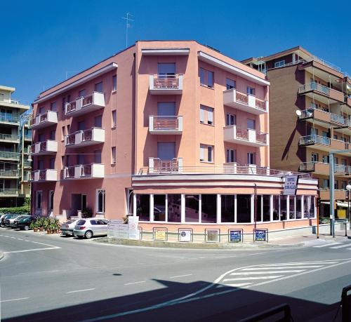 Hotel Corallo Pietra Ligure, Italy