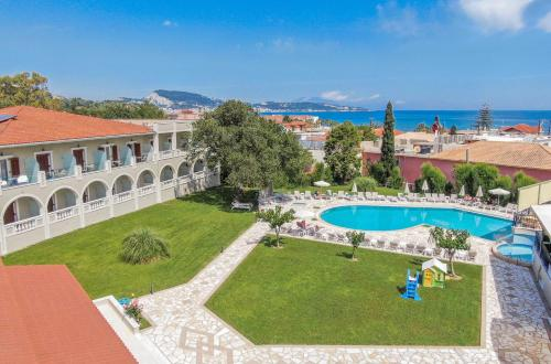 Hotel Palmyra Argasi, Greece