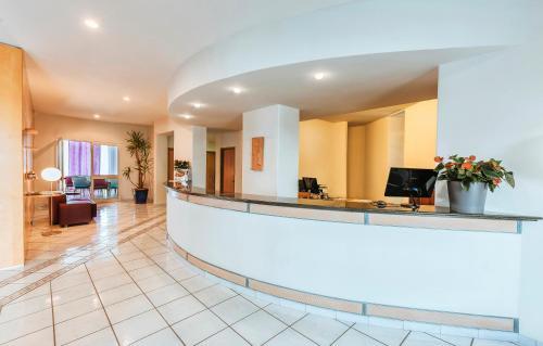 The lobby or reception area at Hotel San Giorgio Terme