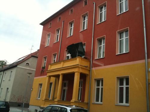 Appartement Möwe mit 2 Zimmer im Zentrum Potsdams direkt an der Havel