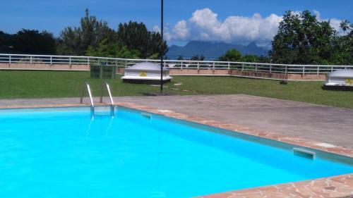 Orio Papeete centre apt w pool