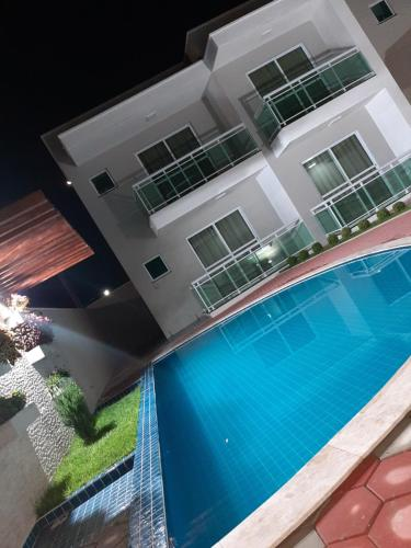 The swimming pool at or close to Terraço Hotel