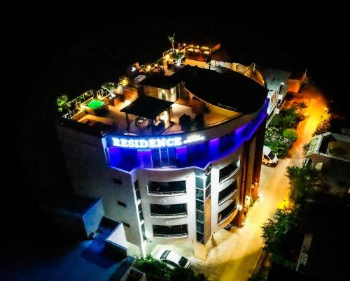 Blick auf RESIDENCE Apart-hotel aus der Vogelperspektive