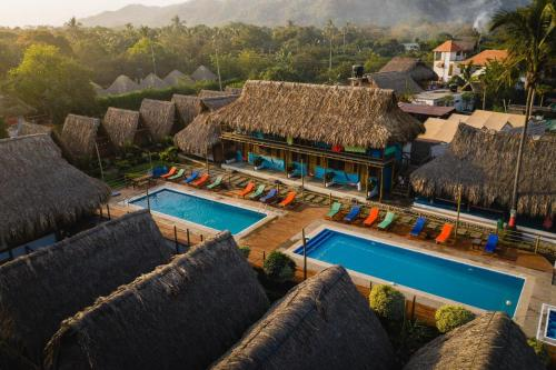 Tiki Hut Hostel