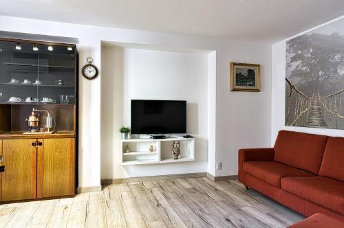 TV o dispositivi per l'intrattenimento presso Casa Raffaele
