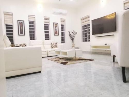 Lekki Conservation Luxury Palace with Gym and Pool