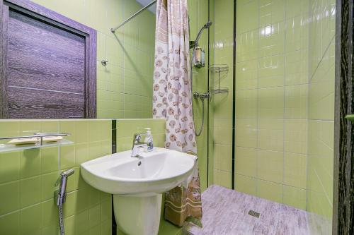 Ванная комната в Nevsky Forum Apartments