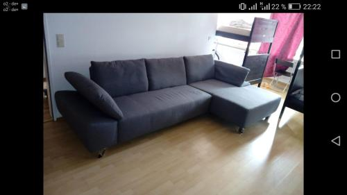A seating area at Low Cost Lofts