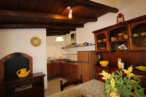 Cucina o angolo cottura di Solaris Appartamenti Vacanze
