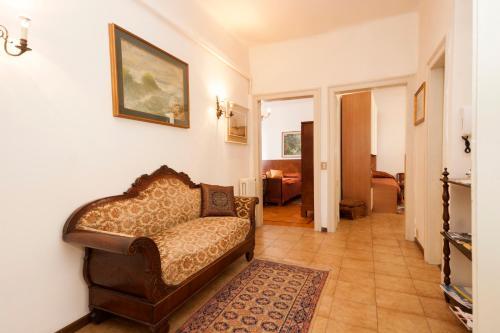 Area soggiorno di Casa Margherita 2