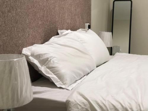 Cama ou camas em um quarto em الريم