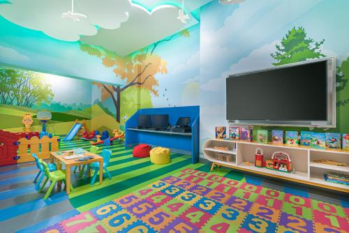 The kid's club at dusitD2 Davao