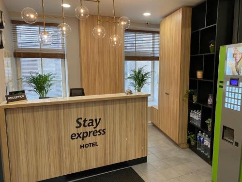 Hall o reception di Stay Express Hotel