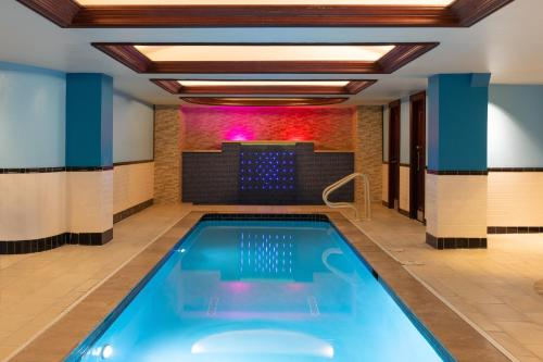 The swimming pool at or near The Stephen F Austin Royal Sonesta Hotel