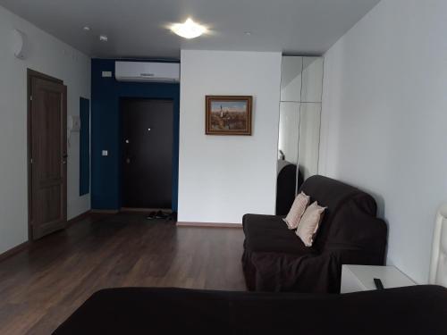 Гостиная зона в Radius Central House апартаменты