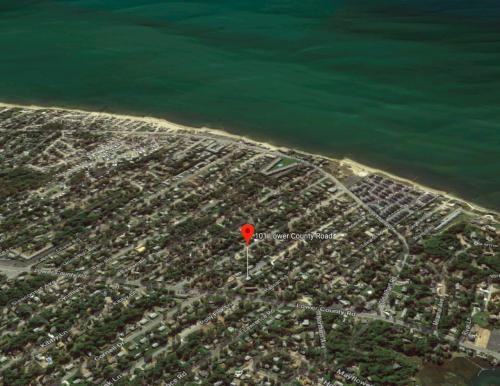 A bird's-eye view of #907 - Portside Five B