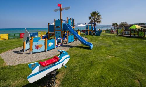 Children's play area at Kiani Beach Resort Family All Inclusive