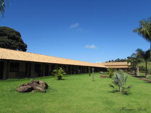 O edifício em que the country house se localiza