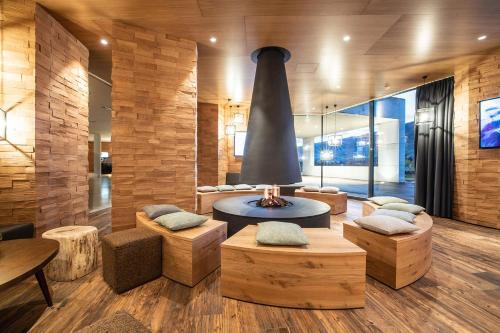 Ein Badezimmer in der Unterkunft Tauern Spa Hotel & Therme