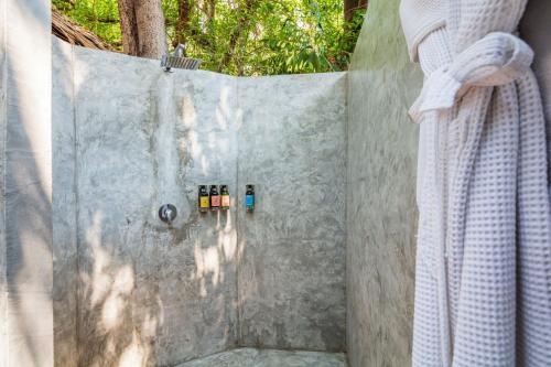 A bathroom at The Monttra Pattaya