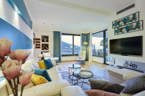 Posedenie v ubytovaní Dubrovnik Deluxe Blue Bayou