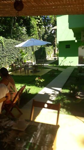 A piscina localizada em Pousada Amor de Casa ou nos arredores
