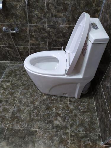Um banheiro em Qabala Klassik Villa