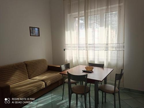 A seating area at La Residenza Aparthotel