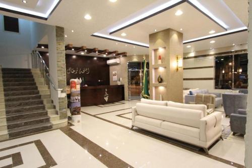 O saguão ou recepção de Terhal Hotel Suites